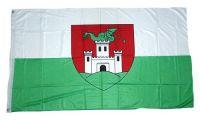 Fahne / Flagge Slowenien - Ljubljana 90 x 150 cm