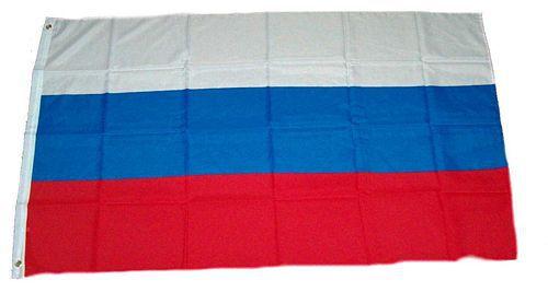 Flagge / Fahne Russland Hissflagge 90 x 150 cm