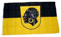 Flagge / Fahne Coburg Hissflagge 90 x 150 cm