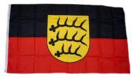 Fahne / Flagge Württemberg Hohenzollern 90 x 150 cm