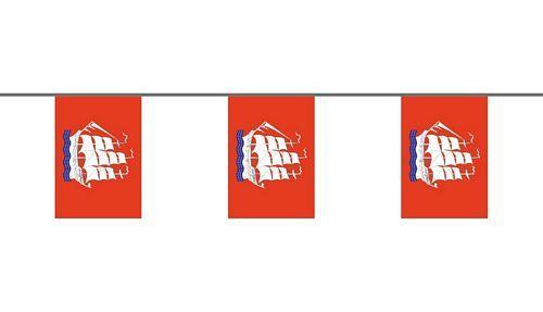 Flaggenkette Elmshorn 6 m