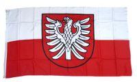 Flagge / Fahne Landkreis Heilbronn Hissflagge 90 x 150 cm