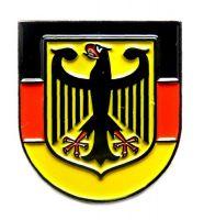 Pin Deutschland Adler Wappen Anstecker NEU Anstecknadel