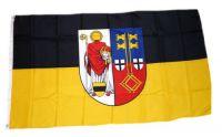 Flagge / Fahne Krefeld Hissflagge 90 x 150 cm