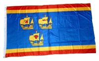 Fahne / Flagge Landkreis Nordfriesland 90 x 150 cm