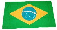 Fahne / Flagge Brasilien 30 x 45 cm