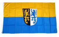Flagge / Fahne Landkreis Kusel Hissflagge 90 x 150 cm