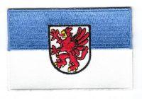 Fahnen Aufnäher Vorpommern
