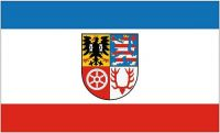 Fahne / Flagge Unstrut Hainich Kreis 90 x 150 cm