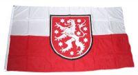 Fahne / Flagge Thüringen alt Löwe 90 x 150 cm