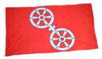 Flagge / Fahne Mainz Hissflagge 90 x 150 cm