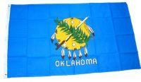 Fahne / Flagge USA - Oklahoma 90 x 150 cm