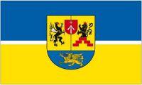 Fahne / Flagge Landkreis Vorpommern Rügen 90 x 150 cm