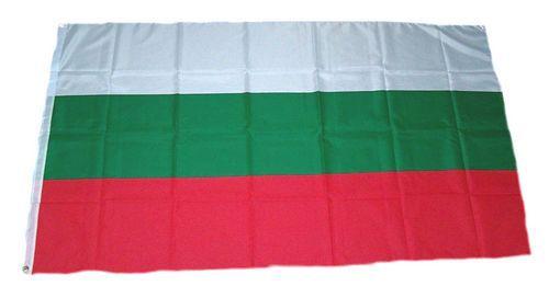 Flagge / Fahne Bulgarien Hissflagge 90 x 150 cm