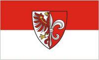 Fahne / Flagge Zehdenick 90 x 150 cm