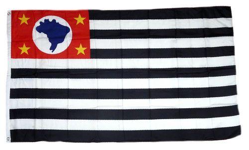 Flagge / Fahne Brasilien - Sao Paulo Hissflagge 90 x 150 cm