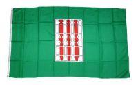 Fahne / Flagge Italien - Umbrien 90 x 150 cm
