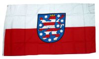 Flagge / Fahne Freistaat Thüringen Hissflagge 90 x 150 cm