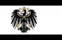Fahnen Aufkleber Sticker Königreich Preußen