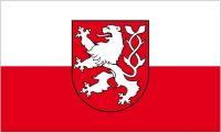 Fahne / Flagge Königstein 90 x 150 cm