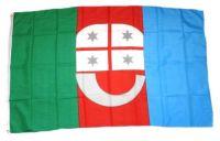 Fahne / Flagge Italien - Ligurien 90 x 150 cm