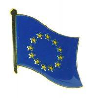 Flaggen Pin Fahne Europa 12 Sterne Anstecknadel Flagge