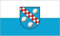 Flagge / Fahne Achstetten Hissflagge 90 x 150 cm