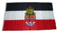 Fahne / Flagge Deutsch Samoa Krone 90 x 150 cm