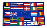 Flagge / Fahne 28 Länder Europa Hissflagge 90 x 150 cm