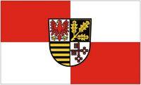 Fahne / Flagge Landkreis Potsdam Mittelmark 90 x 150 cm