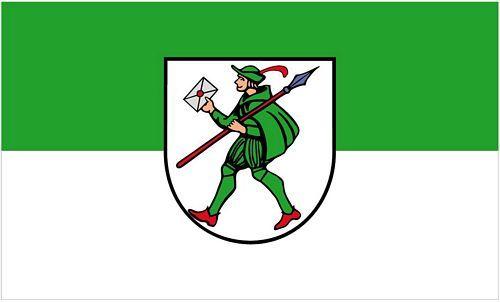 Fahne / Flagge Lauffen am Neckar 90 x 150 cm