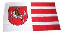 Flagge Fahne Dithmarschen 30 x 45 cm