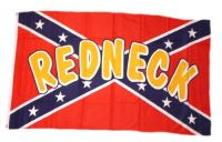 Fahne / Flagge Südstaaten - Redneck 90 x 150 cm