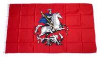Fahne / Flagge Russland - Moskau 90 x 150 cm