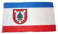 Fahne / Flagge Landkreis Pinneberg 90 x 150 cm