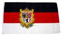 Fahne / Flagge Berlin alt Wappen 90 x 150 cm
