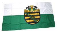 Fahne / Flagge Sachsen Anhalt alt 90 x 150 cm