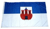 Fahne / Flagge Köthen 90 x 150 cm