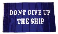 Fahne / Flagge Commodore Perry 90 x 150 cm