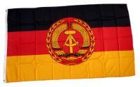 Fahne / Flagge DDR - NVA Nationale Volksarmee 90 x 150 cm