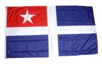 Fahne / Flagge Griechenland - Kreta 90 x 150 cm
