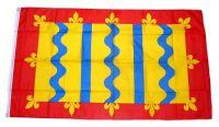 Fahne / Flagge England - Cambridgeshire 90 x 150 cm