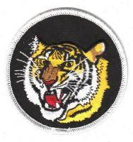 Aufnäher Patch Tiger 1