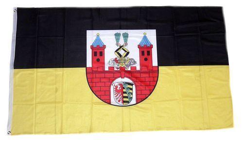Fahne / Flagge Bernburg 90 x 150 cm