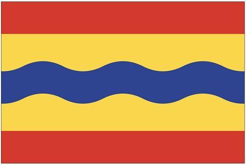 Fahnen Aufkleber Sticker Niederlande - Overijssel