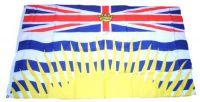 Flagge / Fahne Kanada - British Columbia Hissflagge 90 x 150 cm