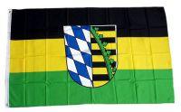 Flagge / Fahne Landkreis Coburg Hissflagge 90 x 150 cm
