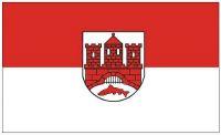 Fahne / Flagge Wernigerode 90 x 150 cm
