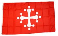 Fahne / Flagge Italien - Pisa 90 x 150 cm