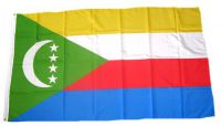 Flagge / Fahne Komoren Hissflagge 90 x 150 cm